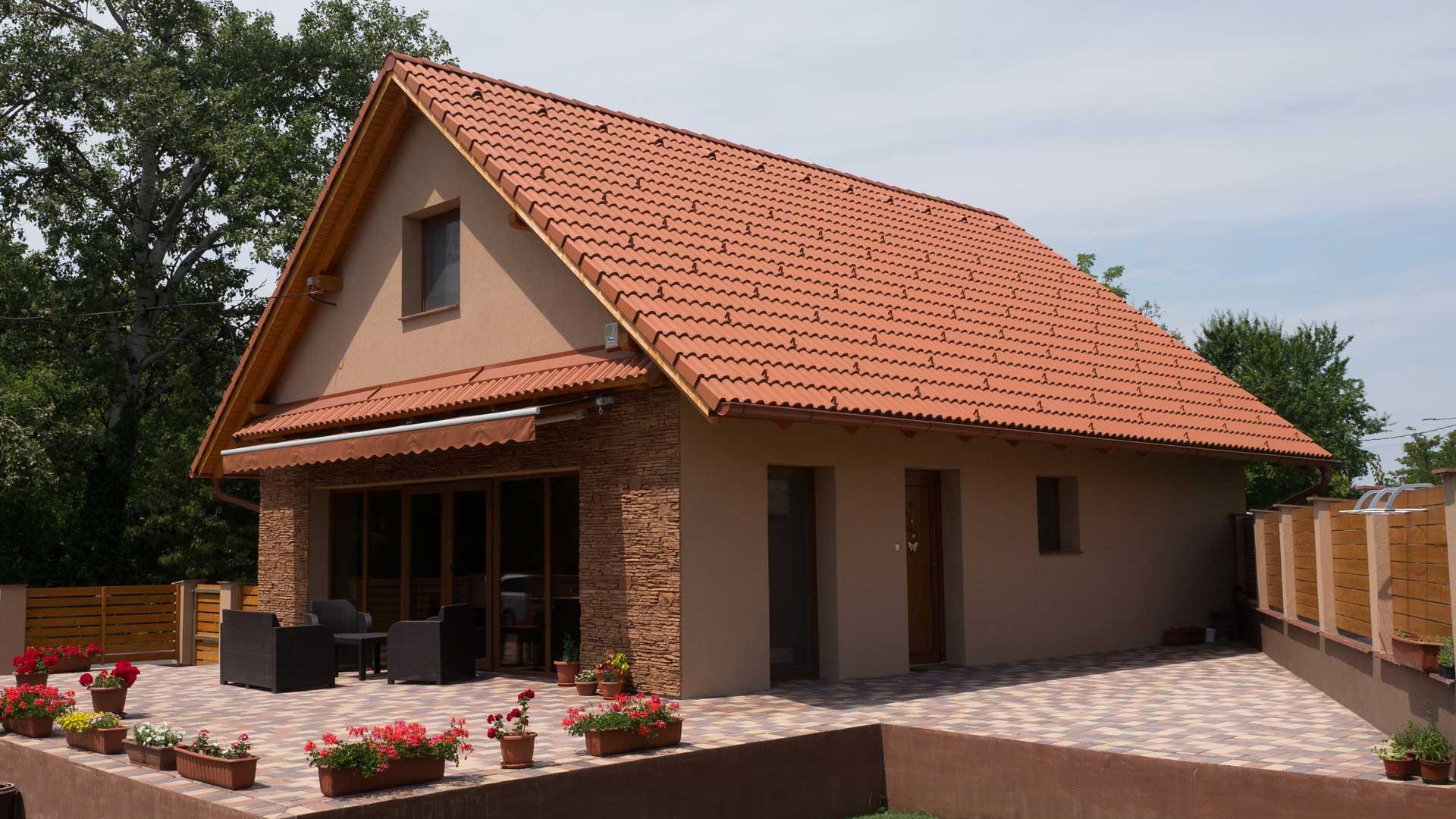 Gazdaságos tetőcserép