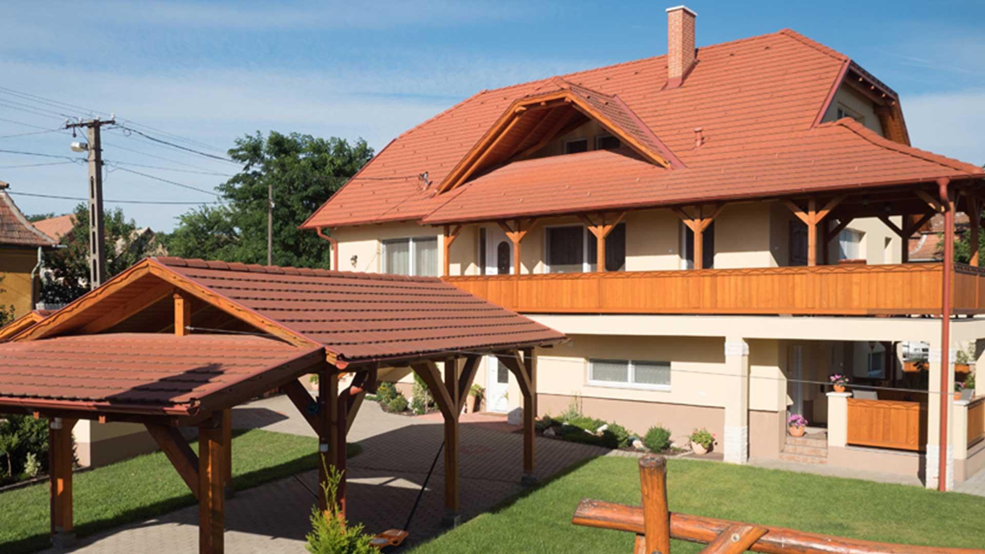 Minőségi tetőcserép