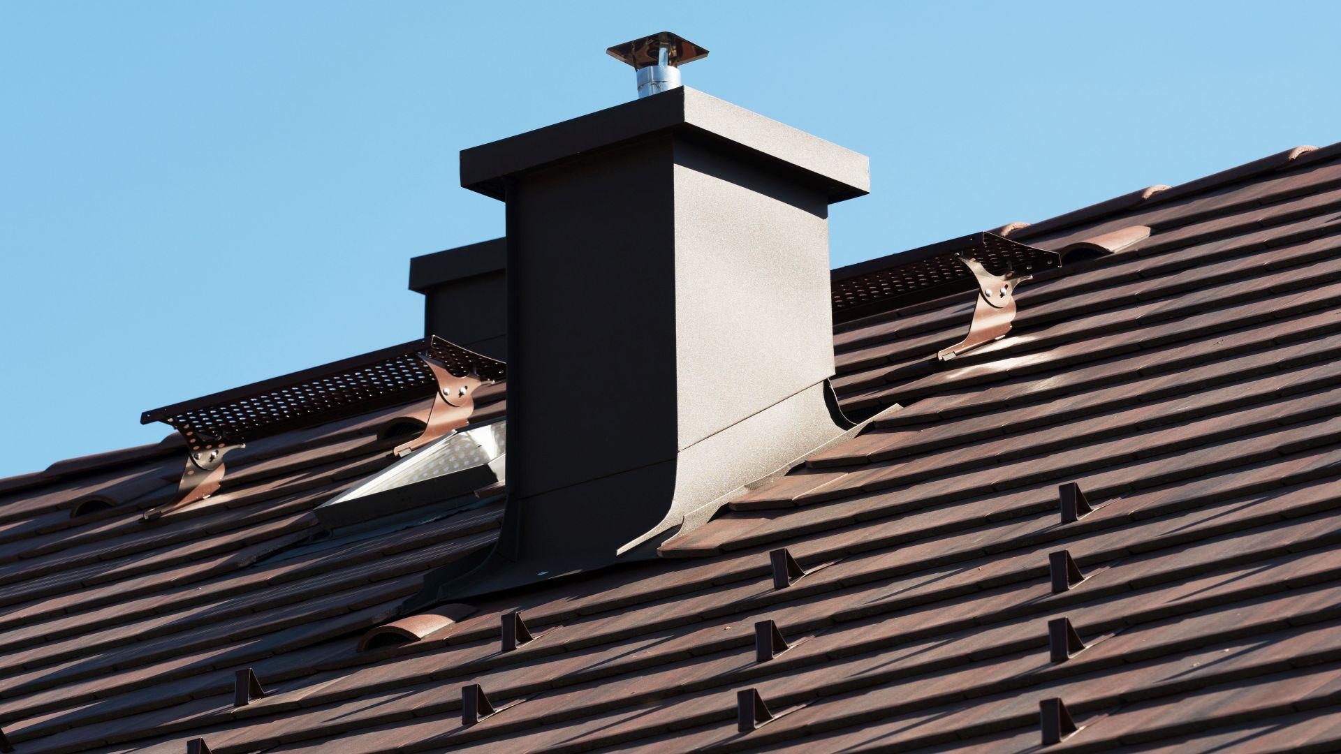 Járórács, tetőjárda felhelyezése