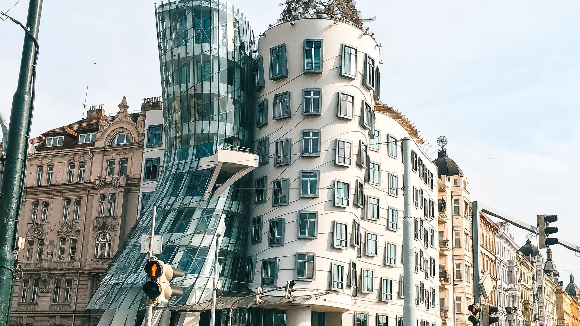 Modern építészeti megoldások, elemek