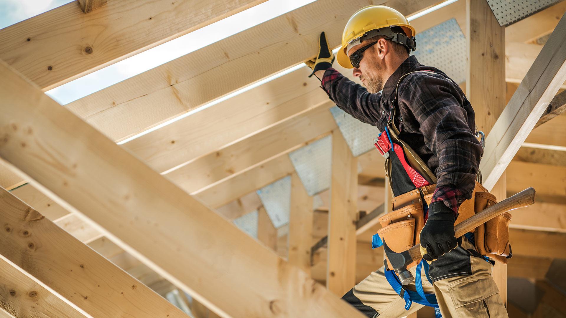 Tetőépítés és tetőfelújítás áccsal