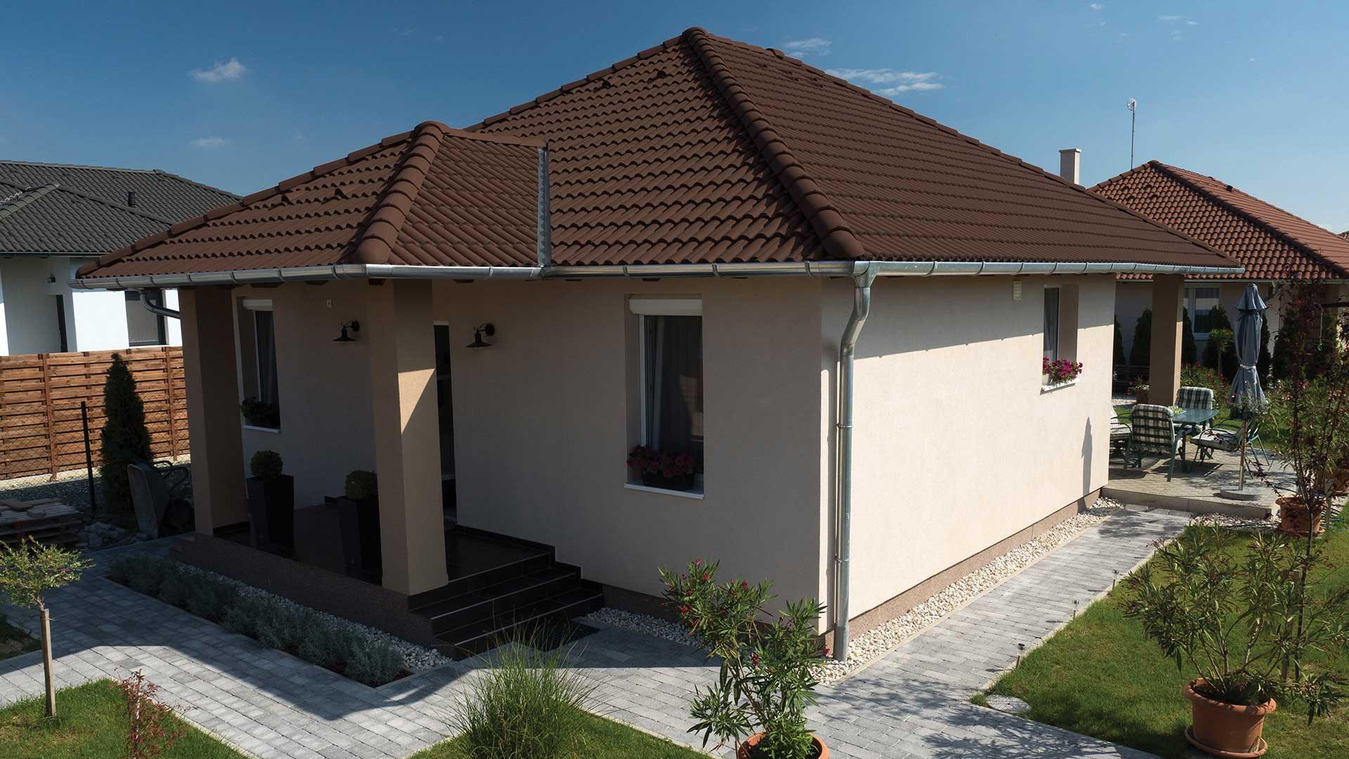Renova Plus, gazdaságos, minőségi tetőcserép